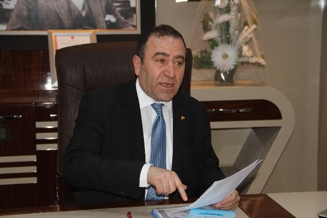 Ardahan'ın Sorunları 8. Ticaret Ve Sanayi Şurasında Başbakana İletilecek