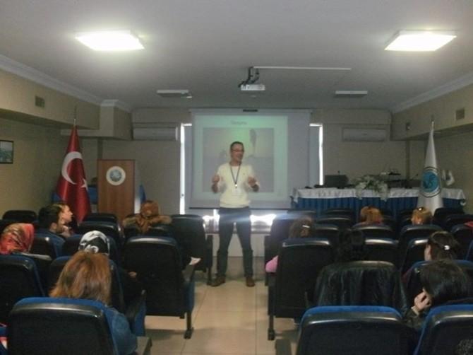 Burhaniye'de Girişimcilik Eğitimi Başladı