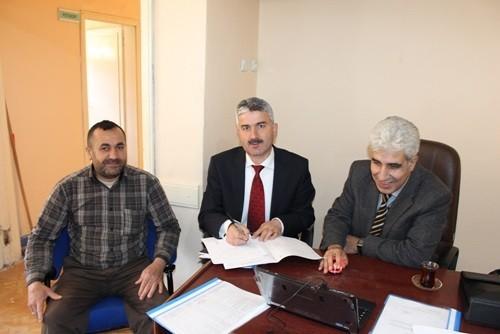 İl Dernekler Müdürlüğün'den Sason'da Bilgilendirme Toplantısı