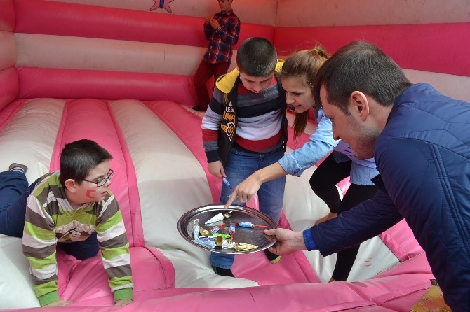 CHP'li Gençler Otizm'e Dikkat Çekti