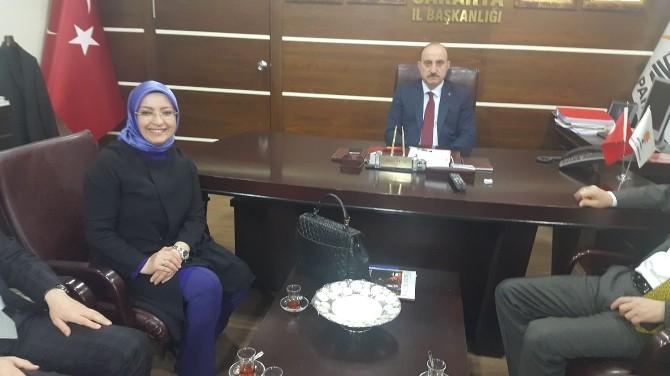 "Çiğdem Erdoğan Atabek: ""Partimin Emrindeyim"""