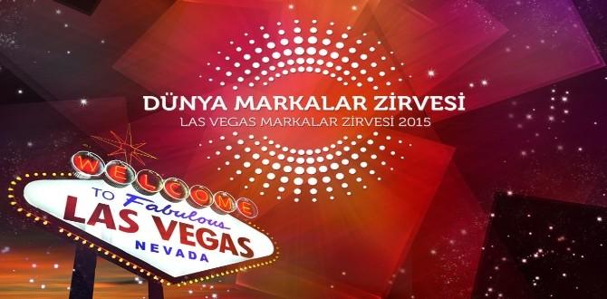 Dünya Markalar Zirvesi Las Vegas'ta Düzenlenecek