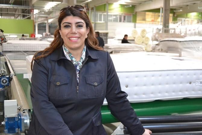 Türkiye'nin En Önemli İhracatçılarından Brn Yataklarının Genel Müdürü Berna İlter: