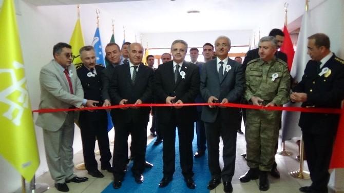 Erzincan'da Polis Sergisi