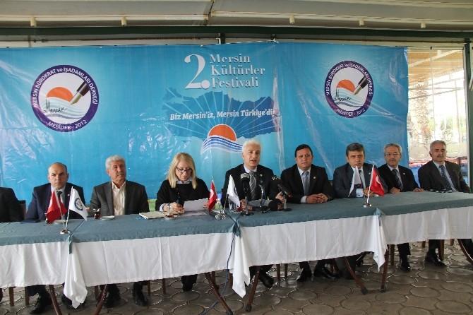 2. Mersin Kültürler Festivali Başlıyor
