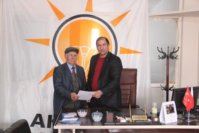 Çıldır'da AK Parti'ye Katılım