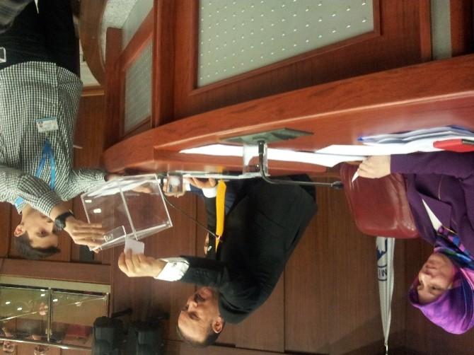 İzmit Belediye Meclisi'nde Komisyon Seçimleri Yapıldı