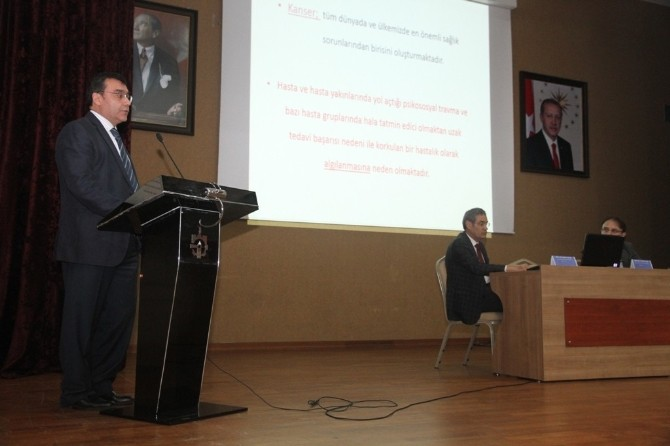 Kocaeli Üniversitesi Tıp Fakültesi Dekanı Prof. Dr. Zafer Utkan: