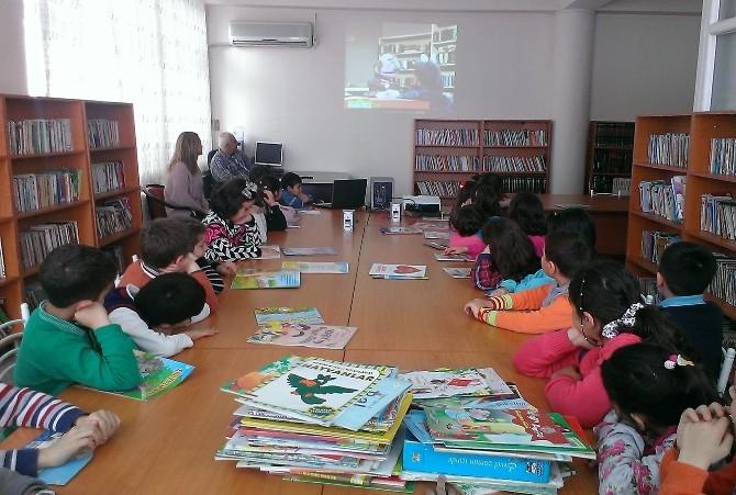 Mardin'de Kütüphaneler Haftası Etkinlikleri