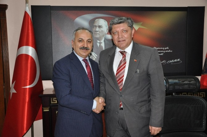 ESOB Başkanı Dinçer, Polis Teşkilatının Kuruluş Yıl Dönümünü Kutladı