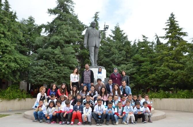 MEÜ'de 'Küçük Filozoflar' Etkinliği Düzenlendi