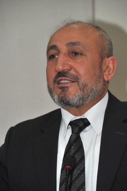 MHP 4. Sıra Milletvekili Adayı Ali Akcan;