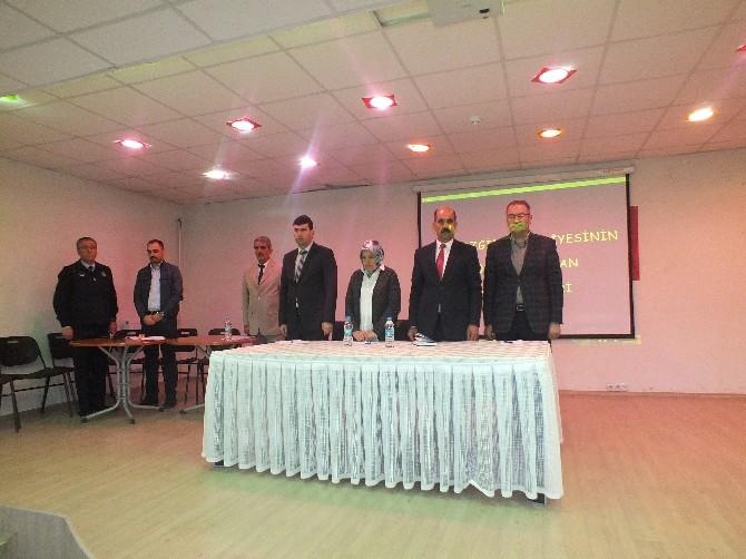 Malazgirt Belediyesi'nden Halk Toplantısı