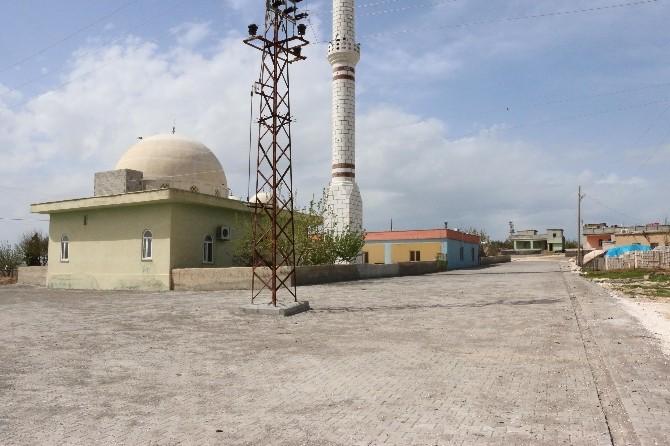 Hasankent'teki Parke Çalışmaları Tamamlandı