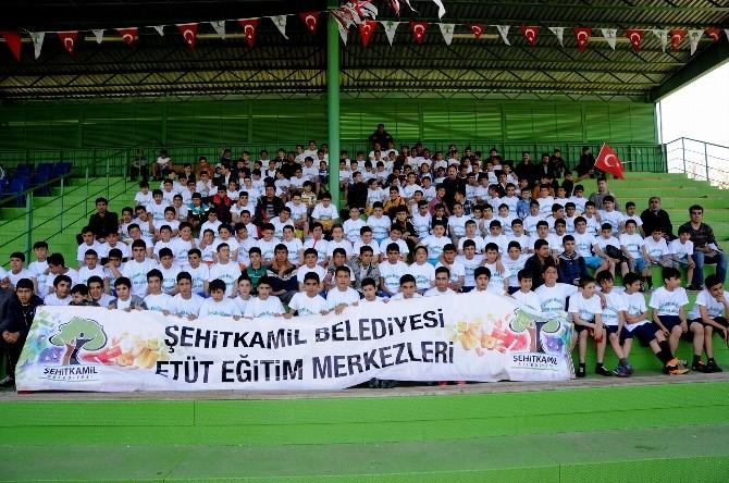 Şehitkamil Belediyesi 23 Nisan Spor Şenlikleri Start Aldı