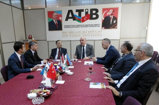 SERKA, Bakü Ve Tiflis'te Bölge İllerini Tanıttı
