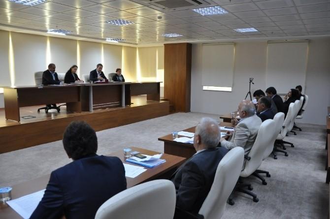 Siirt Belediyesi Nisan Ayı Meclis Toplantısı Yapıldı