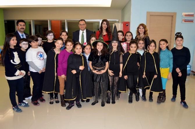 Tekden Öğrencilerinden Yabancı Diller Festivali