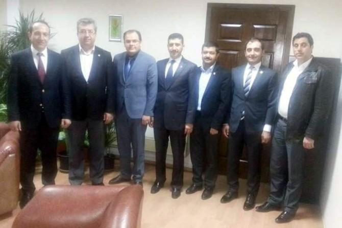 Aydın TÜMSİAD'dan Aydın Atatürk Devlet Hastanesi' Ne Ziyaret