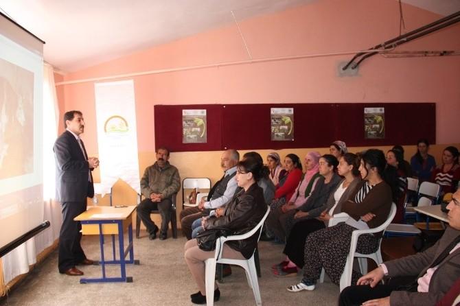 Tunceli'de Kadın Çiftçi Eğitimi
