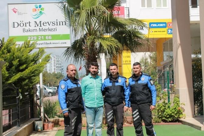 Mahalle Polisleri, STK Ve Huzurevlerini Ziyaret Etti