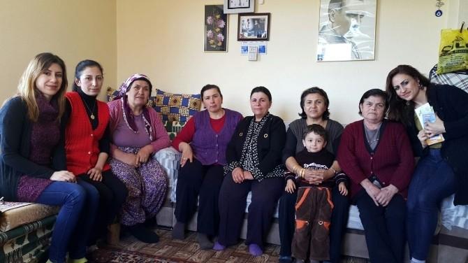 Yozgat'ta Köylü Kadınlara Hayvan Bakımı Eğitim Veriliyor