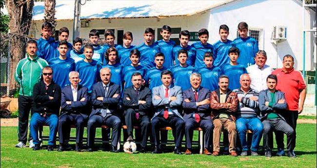 DSİ gençleri Türkiye ikincisi oldu