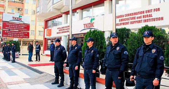 Manisa'da yolsuzluk iddiası