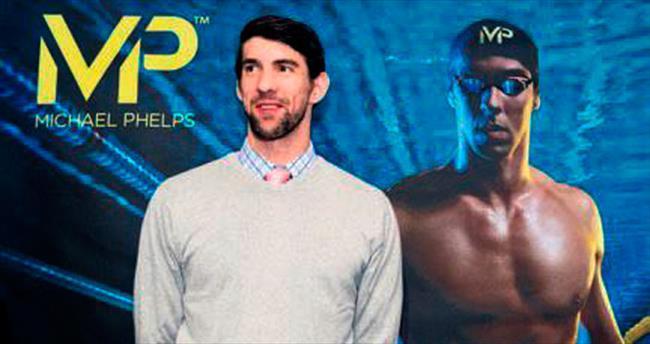 Yasağı biten Phelps havuza dönüyor