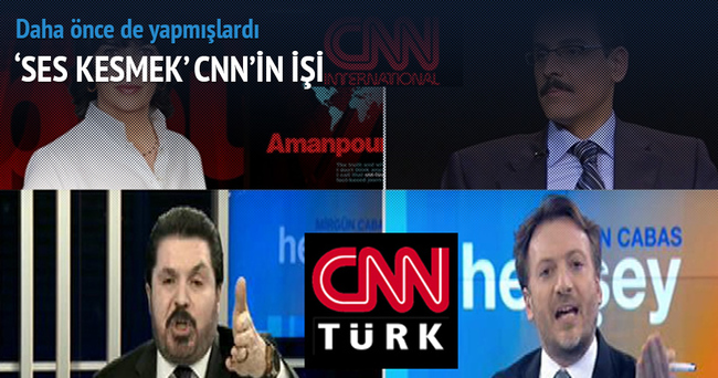 CNN Türk'ün 'ses kesme' operasyonu