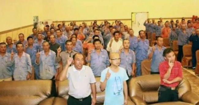 600 Çinli Müslüman oldu