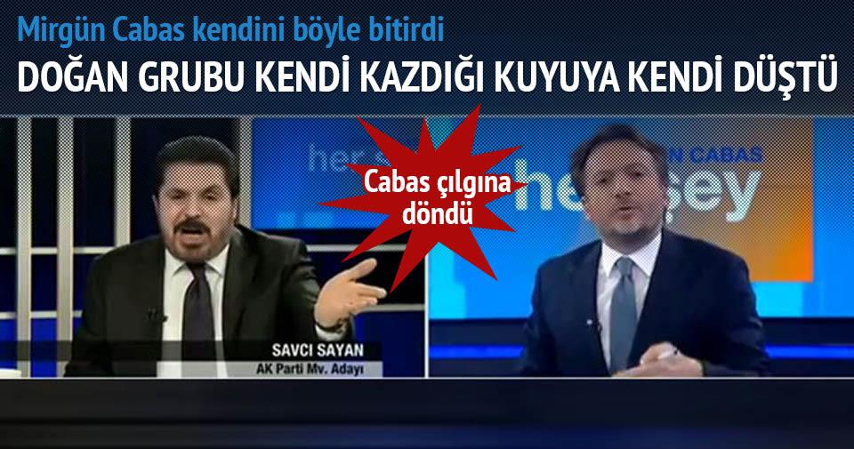 Skandal'ın 'Cabas'ını A Haber'e anlattı