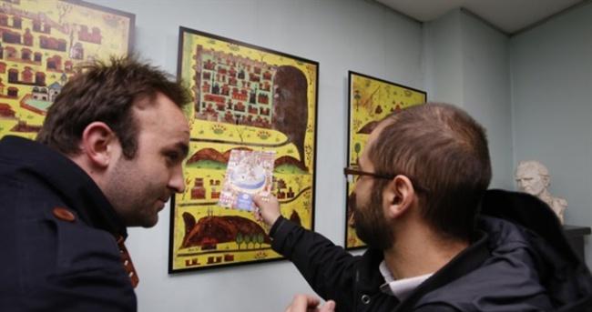Saraybosna'da Matrakçı Nasuh sergisi