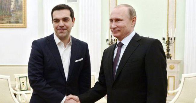 Rusya'dan Yunanistan'a 'çift anlamlı' jest
