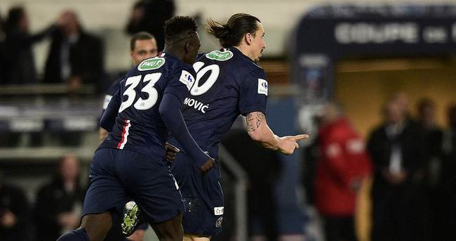 PSG, Fransa Kupası finalinde