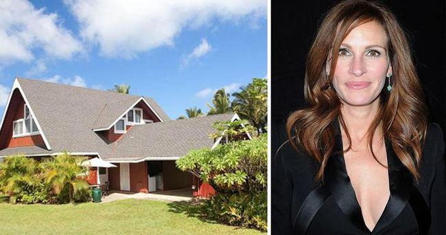 Julia Roberts evini satıyor
