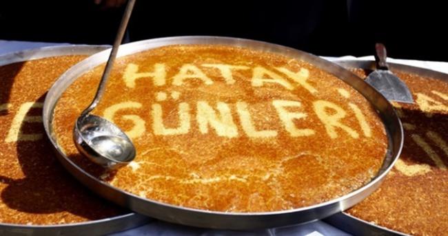 5. İstanbul Hatay Günleri başladı