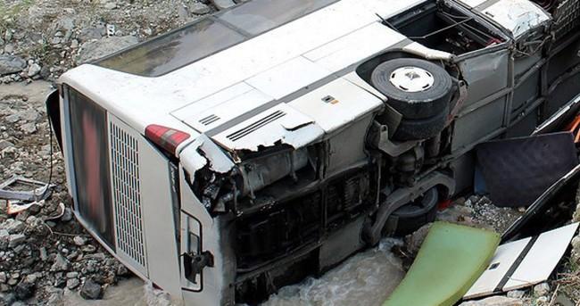 Tanzanya'da trafik kazası: 20 ölü