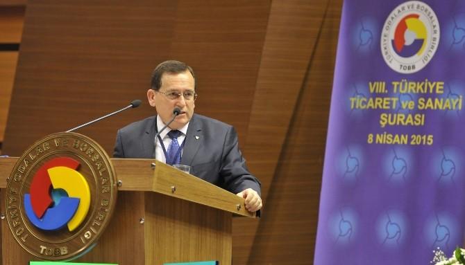 Türkiye Şurası'na Trabzon'un Taleplerini Sundu