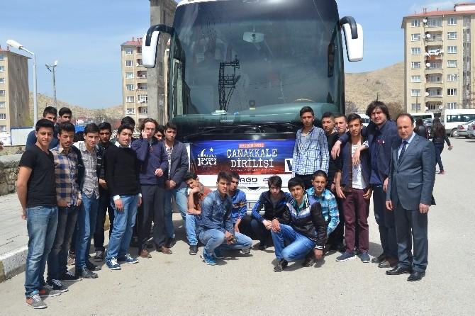 '250 Bin Genç 250 Bin Şehitle Buluşuyor' Programı