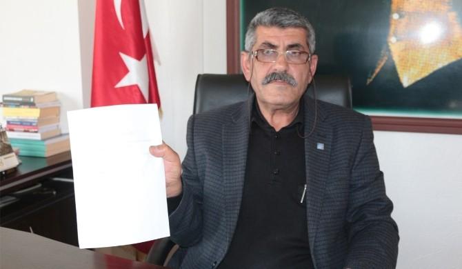 CHP Siirt 2. Sıra Milletvekili Adayı Adaylıktan Çekildi