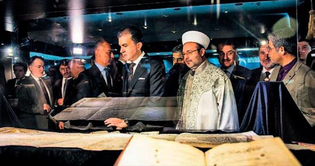 'Mukaddes Miras' mushaf sergisi açıldı