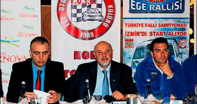 Ege Rallisi yarın İzmir'de başlıyor