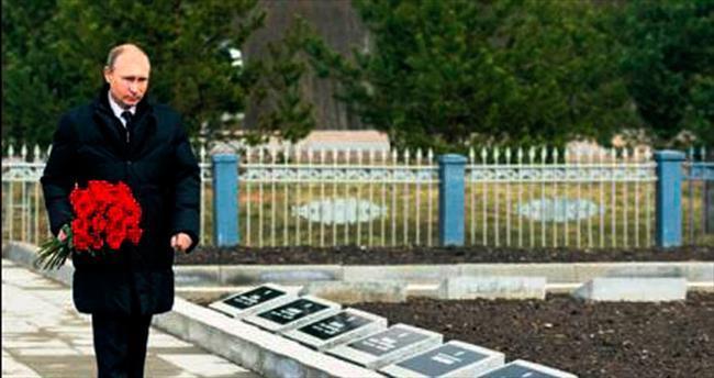 Rusya'da 260 bin mahkuma 'Putin affı'