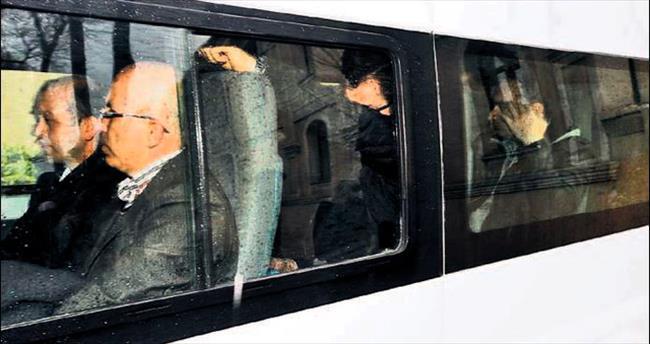 TIR kumpasçıları için tutuklama talebi