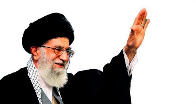 Dini lider Hamaney, nükleer anlaşmayı topa tuttu