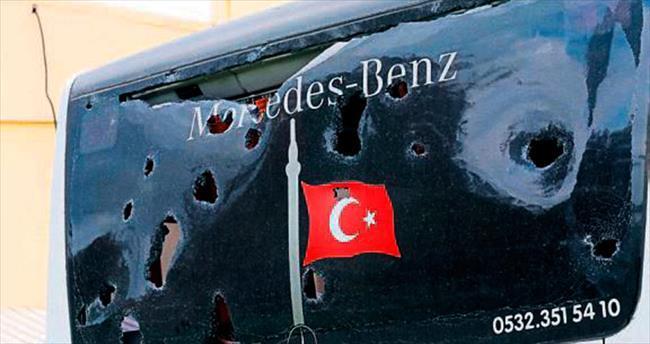 Bu kez hedefte Beşiktaş vardı