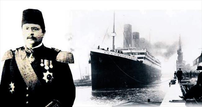 Titanik'ten kurtulan Türk