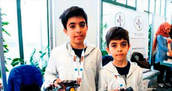 İTÜ'de Robot Olimpiyatları başladı