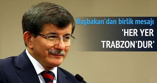 Her yer Trabzon'dur